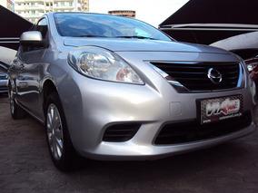 Nissan Versa 1.6 16v Sv 2011/ 2012