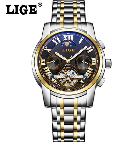Relógio Lige Automático Masculino.