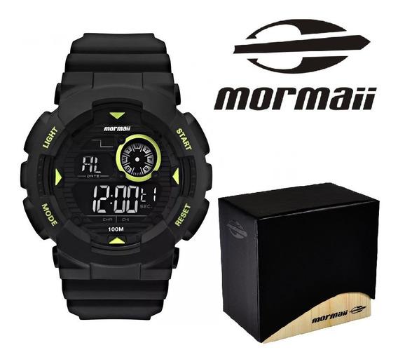 Relógio Mormaii G Shock Barato Original Com Garantia Dj0110