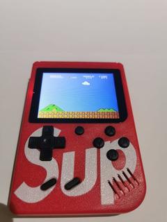 Mini Consola Portatil Sup Game Box 400 Juegos Incluidos