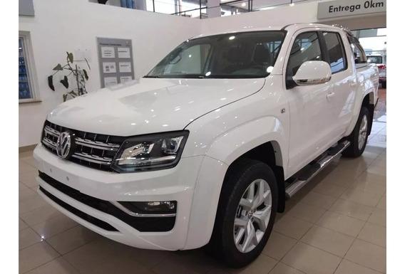 Volkswagen Nueva Amarok V6 Highline 258cv Oferta Nueva 258