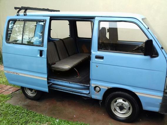 Daihatsu Hijet 1.0 Blind Van