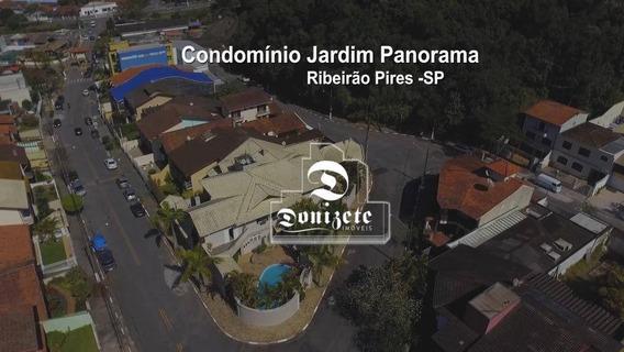 Sobrado Com 6 Dormitórios À Venda, 438 M² Por R$ 2.500.000,00 - Jardim Panorama - Ribeirão Pires/sp - So2875