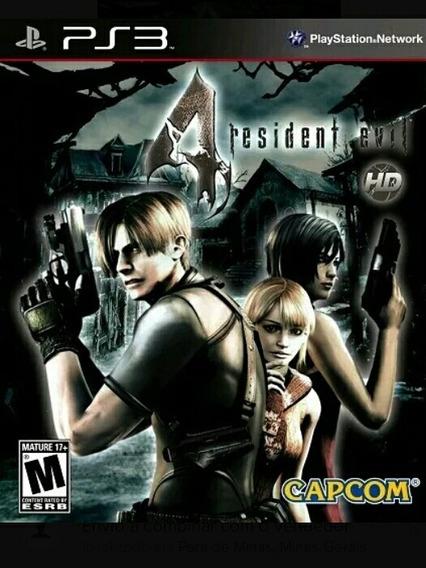 Resident Evil 4 Ps3 Digital