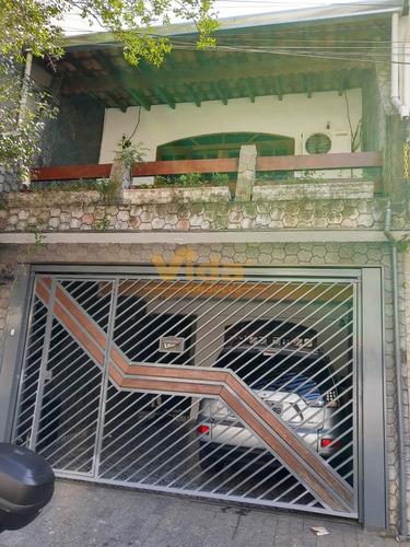 Casa Sobrado A Venda  Em Cidade Das Flores  -  Osasco - 23084
