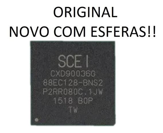 Chip Ci Scei Cxd90036g South Bridge / Ps4 Fat - 12xx Novo