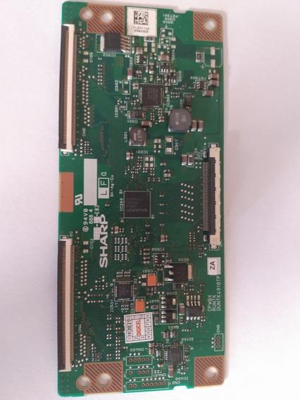 Placa T-con Tv 40pol. Philips 40pfl6606d/78. Envio Td.brasil