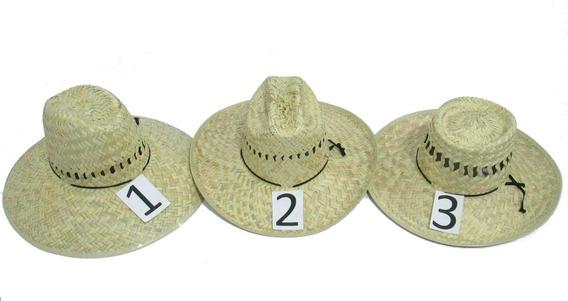 Sombrero De Palma Económico Lote De 50 Piezas A Escoger.