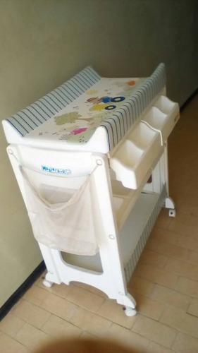 Cambiador-bañera Para Bebe Master Kids