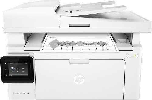 Impressora Multifuncional Wifi Hp Laserjet Pro M130 110v