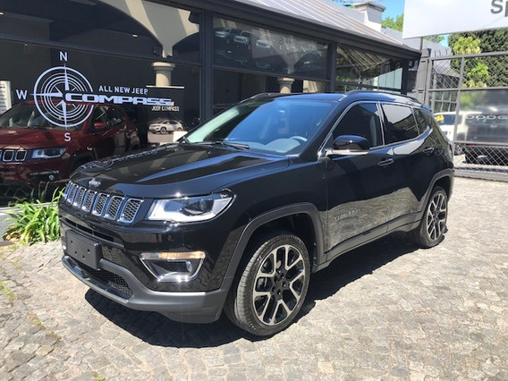 Jeep Compass 2.4 Limited 4x4 At9 Sport Cars La Plata 5