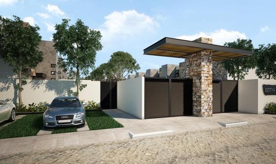 Casa En Venta En Merida Yucatan Privada Con Alberca Dzitya Norte