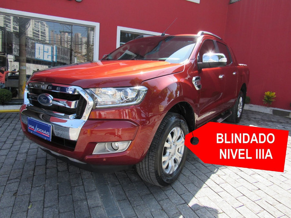 Ford Ranger 3.2 Limited 4x4 Cd 20v Diesel 4p Automático