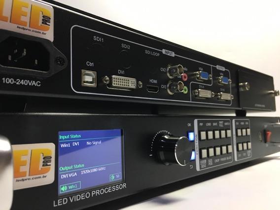 Vídeo Processador Ledpro Vp1000 Led Sync P/ Painel De Led