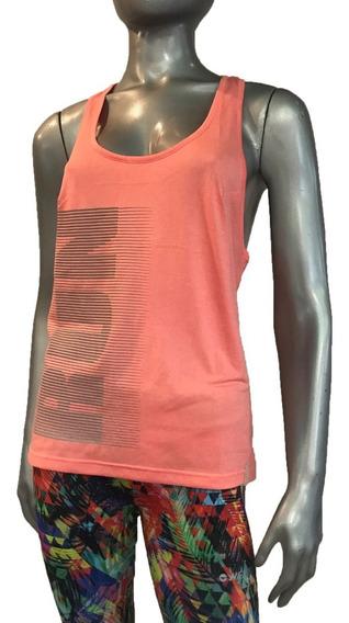 Musculosa Mujer Hi-tec Run Dry Fit Entrenam Ultraliviana