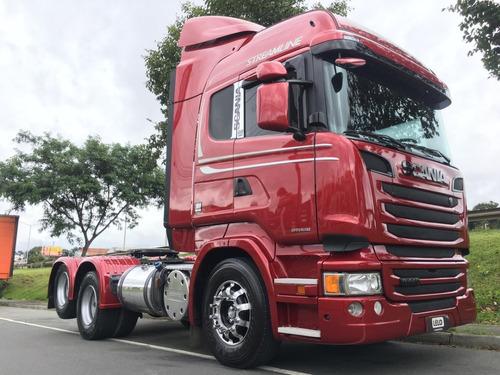 Scania Streamline R 440 6x2 Trucado Ano 2016 Com Retarder