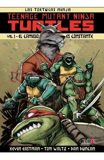 Tmnt Las Tortugas Ninja 1 Al 8 -ivrea - Duncan - Eastman C/u