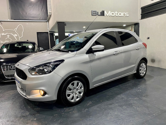 Ford Ka 1.5 Se 2018 5 Puertas 25.000km Impecable