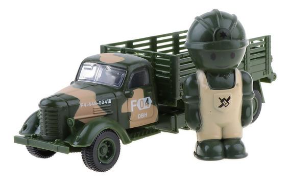 1 : 64 Liga Militar Exército Blindado Carro Veículos Model