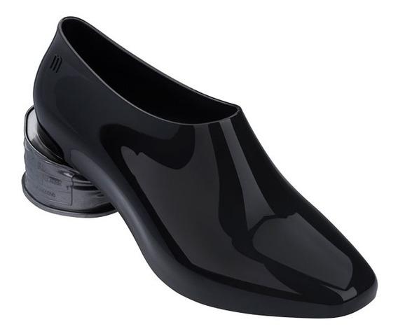 Zapatos Mujer Melissa Salto Lata Taco Botas