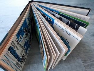 Coleção Completa Revista Antiga Grêmio 70 - 6 Edições