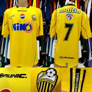 Camisa Deportivo Táchira-ven - Runic - G - 2011 - Nº7