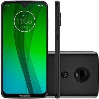 Smartphone Motorola Moto G7 6.2 4gb/64gb Onix - Xt1962-4