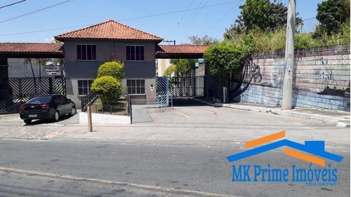 Imagem 1 de 13 de Apartamento 52 M² - Carapicuíba - Sp - 1196