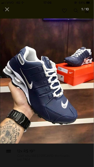 Nike Shox ,todas Cores E Número