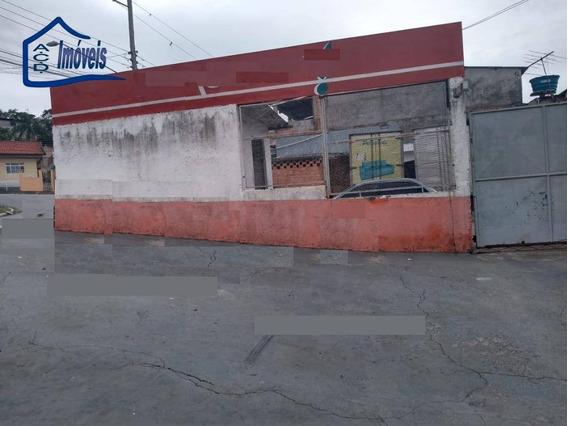 Terreno Para Alugar, 357 M² Por R$ 2.000/mês - Jardim Álamo - Guarulhos/sp - Te0071