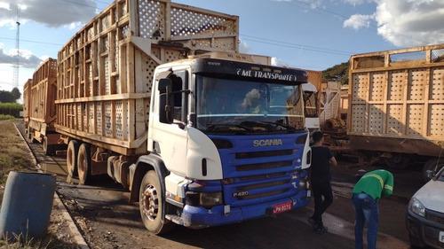 Scania P420