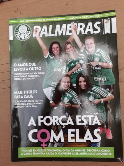 Revista Do Palmeiras. Edições N° 19 E 27