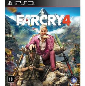 Far Cry 4 - Ps3 - Novo - Midia Física - Lacrado - Português