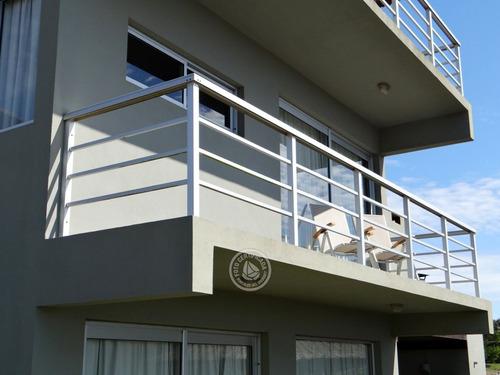 Imagen 1 de 30 de Balcones De Mar - Apto 2 En Punta Del Diablo