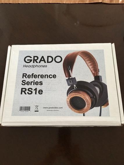 Fone De Ouvido Grado Reference Rs1e