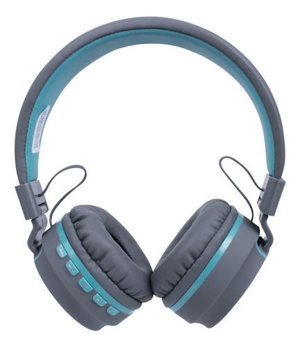 Fone De Ouvido Bluetooth Oex Candy Hs310 - Azul Claro