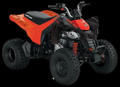 Can Am Ds 250 Quadriciclo