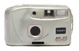 Camera Yasiuka Md-90 35mm Lentes De Zoom