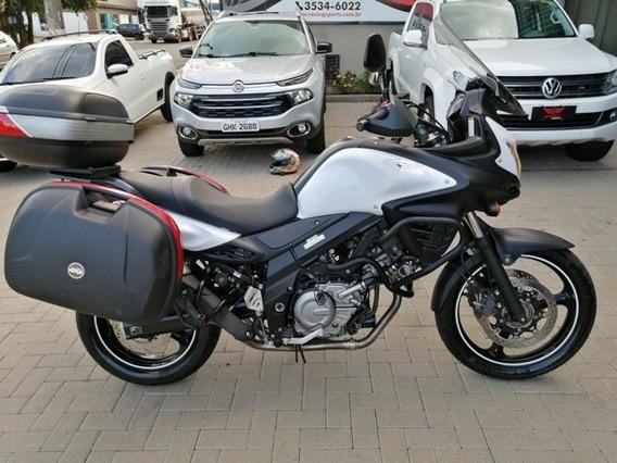 Suzuki - Vstrom 650 Abs - 2014