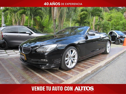 Bmw 640i Convertible At Sec Twinpower Turbo Cc3000