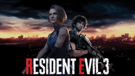 Resident Evil 3 Remake Offline Steam (gamer