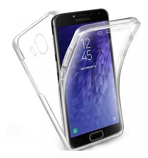 Capa Capinha Case Samsung 360º Frente E Verso