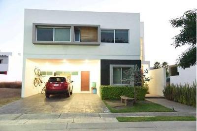 (crm-140-439) Renta Casa Amueblada En Olivos Residencial