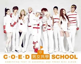 Coed School - Something That Is Cheerful And Fresh Kpop Raro
