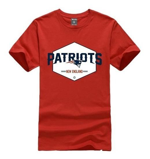 Camiseta Camisa Blusa King Swag Patriots C4