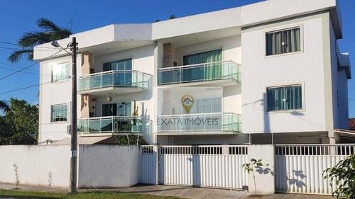 Apartamento No Bairro Chácara/ Jardim Marilea, Rio Das Ostras! - Ap0511