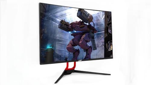 Monitor 27 Sentey Ms-2711 Led Curvo 165 Hz Hdmi Gamer