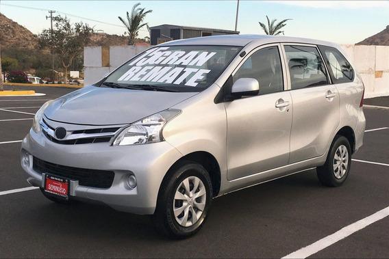 Toyota Avanza Premium Mt 2015
