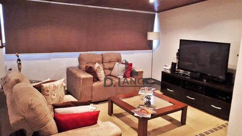 Cobertura Com 3 Dormitórios À Venda, 190 M² Por R$ 1.300.000,00 - Jardim Guarani - Campinas/sp - Co0299