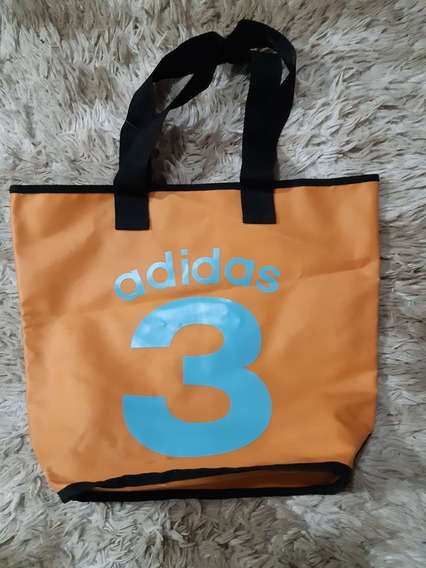 Bolsa Bolso Cartera adidas Retro Reversible Dos Colores